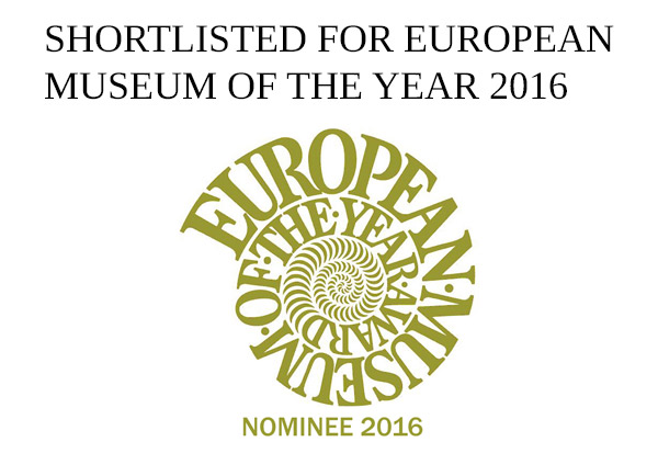 European Museum of the Year Nominee 2016